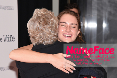 Special New York Screening of The Wife hosted by Sony Pictures Classics Grace Van Patten - NameFace Photo Agency New York City - hello@nameface.com - nameface.com - Photo by Daniela Kirsch