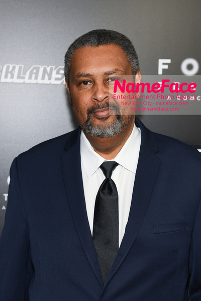 New York Premiere of BlacKkKlansman Kevin Willmott - NameFace Photo Agency New York City - hello@nameface.com - nameface.com - Photo by Daniela Kirsch