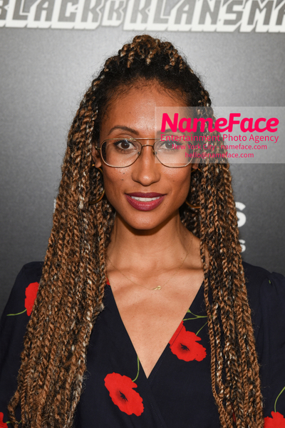 New York Premiere of BlacKkKlansman Elaine Welteroth - NameFace Photo Agency New York City - hello@nameface.com - nameface.com - Photo by Daniela Kirsch