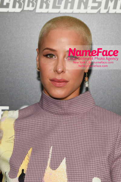 New York Premiere of BlacKkKlansman Kennedy Yanko - NameFace Photo Agency New York City - hello@nameface.com - nameface.com - Photo by Daniela Kirsch