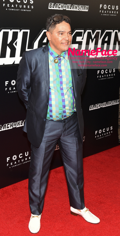 New York Premiere of BlacKkKlansman Nick Turturro - NameFace Photo Agency New York City - hello@nameface.com - nameface.com - Photo by Daniela Kirsch