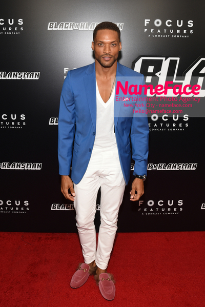 New York Premiere of BlacKkKlansman Cleo Anthony - NameFace Photo Agency New York City - hello@nameface.com - nameface.com - Photo by Daniela Kirsch