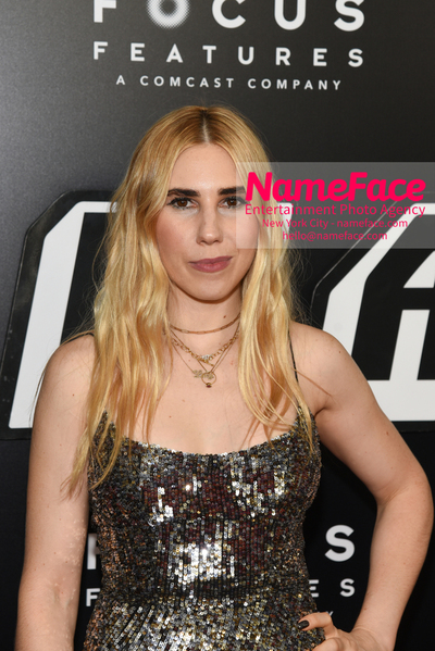 New York Premiere of BlacKkKlansman Zosia Mamet - NameFace Photo Agency New York City - hello@nameface.com - nameface.com - Photo by Daniela Kirsch