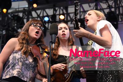 NPR Musics Turning the Tables Live: 21st-Century Edition Sara Watkins, Sarah Jarosz and Aoife ODonovan - NameFace Photo Agency New York City - hello@nameface.com - nameface.com - Photo by Daniela Kirsch