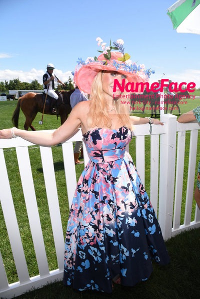 The Victory Cup Polo Match Dr. Kelly Powers - NameFace Photo Agency New York City - hello@nameface.com - nameface.com - Photo by Daniela Kirsch
