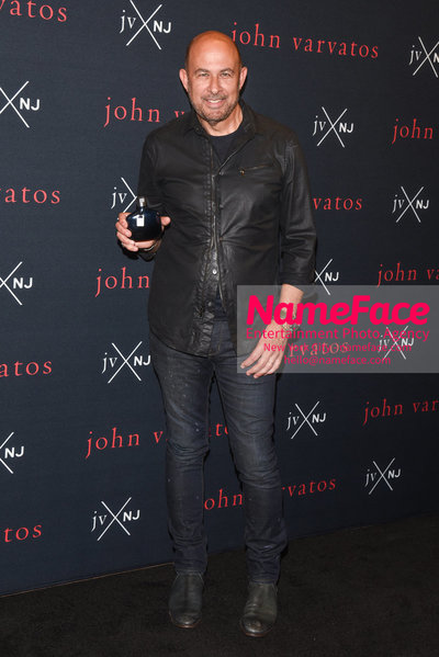 John Varvatos and Nick Jonas Fragrance Launch JVxNJ and Birthday Bash John Varvatos - NameFace Photo Agency New York City - hello@nameface.com - nameface.com - Photo by Daniela Kirsch