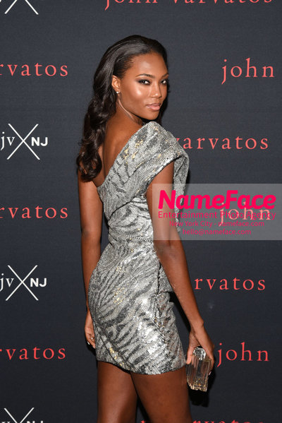 John Varvatos and Nick Jonas Fragrance Launch JVxNJ and Birthday Bash Afiya Bennett - NameFace Photo Agency New York City - hello@nameface.com - nameface.com - Photo by Daniela Kirsch