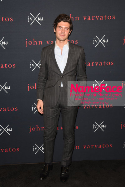 John Varvatos and Nick Jonas Fragrance Launch JVxNJ and Birthday Bash Alex Assouline - NameFace Photo Agency New York City - hello@nameface.com - nameface.com - Photo by Daniela Kirsch