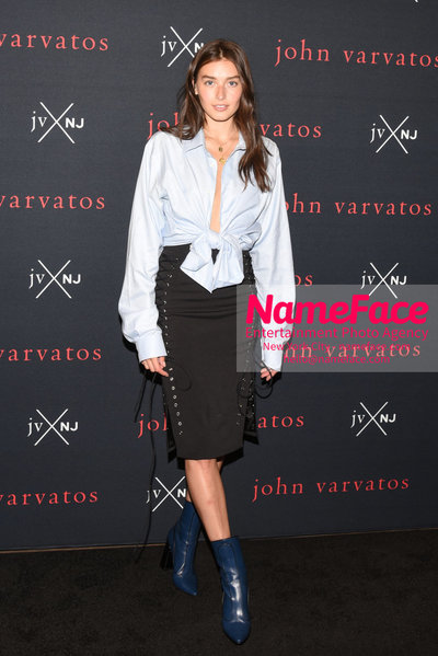 John Varvatos and Nick Jonas Fragrance Launch JVxNJ and Birthday Bash Jessica Clements - NameFace Photo Agency New York City - hello@nameface.com - nameface.com - Photo by Daniela Kirsch