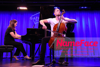Brooklyn Duo performs at GatherNYC Sunday Morning Concert Marnie Laird and Patrick Lair - NameFace Photo Agency New York City - hello@nameface.com - nameface.com - Photo by Daniela Kirsch
