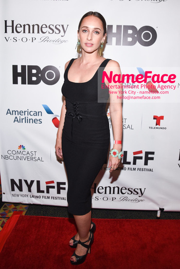 Opening Night Latino Film Festival and Screening 'Ruben Blades Is Not My Name' Andrea Velasco - NameFace Photo Agency New York City - hello@nameface.com - nameface.com - Photo by Daniela Kirsch