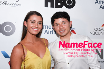 Opening Night Latino Film Festival and Screening 'Ruben Blades Is Not My Name' Courtney Baxter and Sebastian Rea - NameFace Photo Agency New York City - hello@nameface.com - nameface.com - Photo by Daniela Kirsch