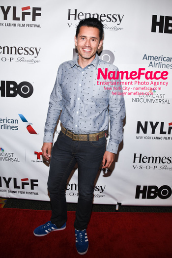 Opening Night Latino Film Festival and Screening 'Ruben Blades Is Not My Name' Miguel Angel Caballero - NameFace Photo Agency New York City - hello@nameface.com - nameface.com - Photo by Daniela Kirsch