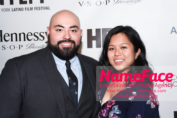 Opening Night Latino Film Festival and Screening 'Ruben Blades Is Not My Name' Miguel J Soliman and Yuki Kikuyama - NameFace Photo Agency New York City - hello@nameface.com - nameface.com - Photo by Daniela Kirsch