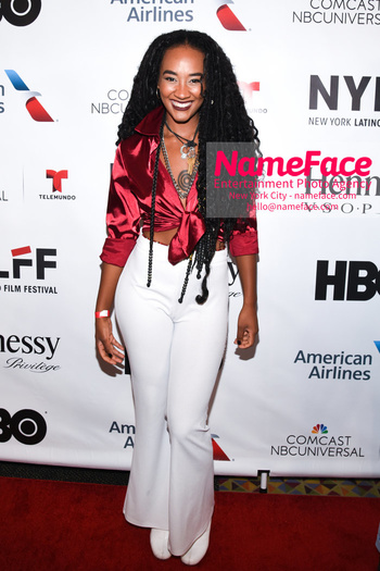 Opening Night Latino Film Festival and Screening 'Ruben Blades Is Not My Name' Soleil Laurent - NameFace Photo Agency New York City - hello@nameface.com - nameface.com - Photo by Daniela Kirsch