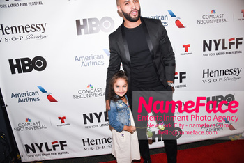 Opening Night Latino Film Festival and Screening 'Ruben Blades Is Not My Name' James R. and daughter - NameFace Photo Agency New York City - hello@nameface.com - nameface.com - Photo by Daniela Kirsch