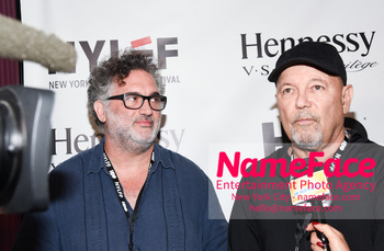 Opening Night Latino Film Festival and Screening 'Ruben Blades Is Not My Name' Abner Benaim and Ruben Blades - NameFace Photo Agency New York City - hello@nameface.com - nameface.com - Photo by Daniela Kirsch