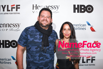 Opening Night Latino Film Festival and Screening 'Ruben Blades Is Not My Name' Arturo Menendez and Paola Baldion - NameFace Photo Agency New York City - hello@nameface.com - nameface.com - Photo by Daniela Kirsch