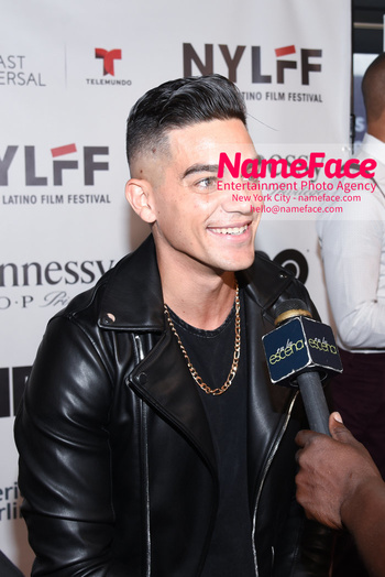 Opening Night Latino Film Festival and Screening 'Ruben Blades Is Not My Name' Thiago - NameFace Photo Agency New York City - hello@nameface.com - nameface.com - Photo by Daniela Kirsch