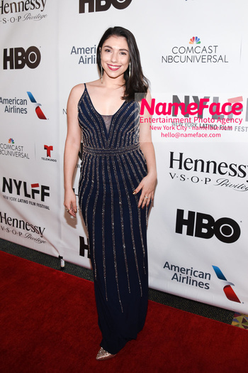 Opening Night Latino Film Festival and Screening 'Ruben Blades Is Not My Name' Dominique Nieves - NameFace Photo Agency New York City - hello@nameface.com - nameface.com - Photo by Daniela Kirsch