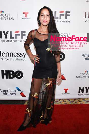 Opening Night Latino Film Festival and Screening 'Ruben Blades Is Not My Name' Paola Baldion - NameFace Photo Agency New York City - hello@nameface.com - nameface.com - Photo by Daniela Kirsch