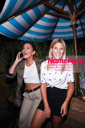 Strapped FW18 Launch: Jordan Wiseley Debuts New Line Lesley DeSantis and Natalie Wernecke - NameFace Photo Agency New York City - hello@nameface.com - nameface.com - Photo by Daniela Kirsch