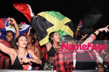 HOT 97'S ON DA REGGAE & SOCA TIP 2018 Atmosphere - NameFace Photo Agency New York City - hello@nameface.com - nameface.com - Photo by Daniela Kirsch