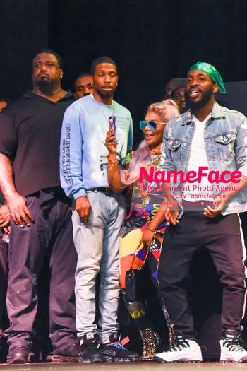 HOT 97'S ON DA REGGAE & SOCA TIP 2018 Lil Kim - NameFace Photo Agency New York City - hello@nameface.com - nameface.com - Photo by Daniela Kirsch