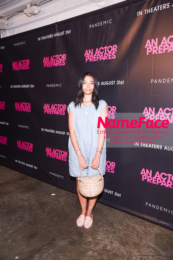 NYC Movie Premiere of An Actor Prepares Aurora James - NameFace Photo Agency New York City - hello@nameface.com - nameface.com - Photo by Daniela Kirsch