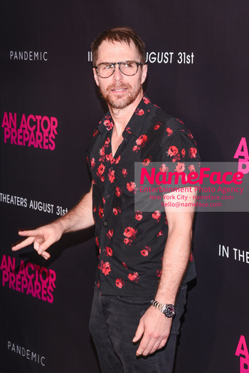 NYC Movie Premiere of An Actor Prepares Sam Rockwell - NameFace Photo Agency New York City - hello@nameface.com - nameface.com - Photo by Daniela Kirsch