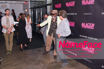 NYC Movie Premiere of An Actor Prepares Frankie Faison and Larry Pine - NameFace Photo Agency New York City - hello@nameface.com - nameface.com - Photo by Daniela Kirsch