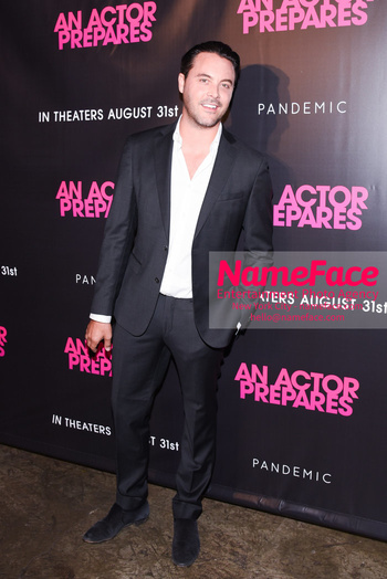 NYC Movie Premiere of An Actor Prepares Jack Huston - NameFace Photo Agency New York City - hello@nameface.com - nameface.com - Photo by Daniela Kirsch