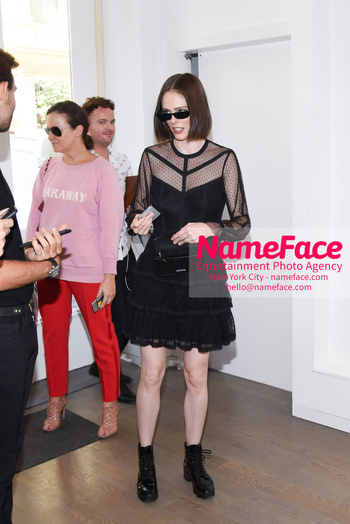 NYFW: An Exclusive Fashion Week Lunch Event at Rebecca Minkoff Coco Rocha - NameFace Photo Agency New York City - hello@nameface.com - nameface.com - Photo by Daniela Kirsch