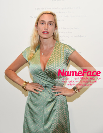 NYFW: An Exclusive Fashion Week Lunch Event at Rebecca Minkoff Guest - NameFace Photo Agency New York City - hello@nameface.com - nameface.com - Photo by Daniela Kirsch