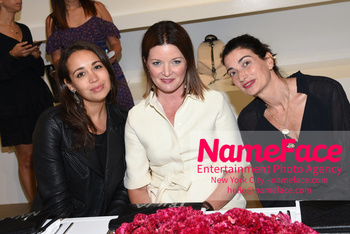 NYFW: An Exclusive Fashion Week Lunch Event at Rebecca Minkoff Guest and Guest - NameFace Photo Agency New York City - hello@nameface.com - nameface.com - Photo by Daniela Kirsch