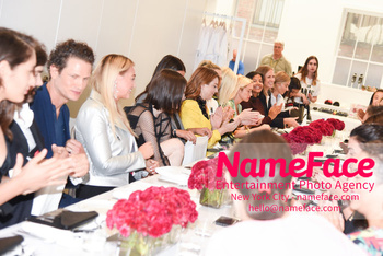 NYFW: An Exclusive Fashion Week Lunch Event at Rebecca Minkoff Uri Minkoff - NameFace Photo Agency New York City - hello@nameface.com - nameface.com - Photo by Daniela Kirsch