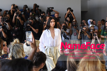 Noon By Noor - Front Row - September 2018 - New York Fashion Week: The Shows Models - NameFace Photo Agency New York City - hello@nameface.com - nameface.com - Photo by Daniela Kirsch