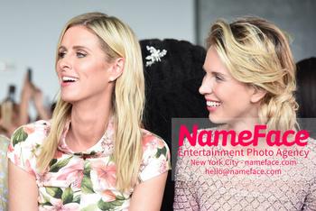 NYFW Pamella Roland Runway Show Nicky Hilton and Tessa Hilton - NameFace Photo Agency New York City - hello@nameface.com - nameface.com - Photo by Daniela Kirsch