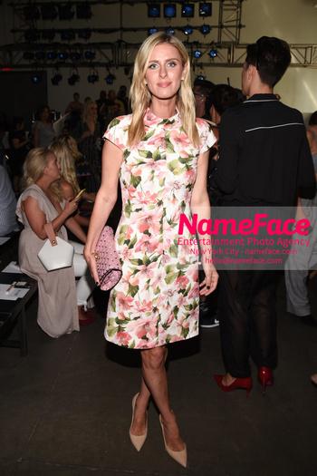 NYFW Pamella Roland Runway Show Nicky Hilton - NameFace Photo Agency New York City - hello@nameface.com - nameface.com - Photo by Daniela Kirsch