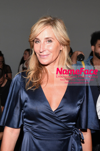NYFW Pamella Roland Runway Show Sonja Morgan - NameFace Photo Agency New York City - hello@nameface.com - nameface.com - Photo by Daniela Kirsch