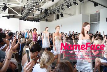 NYFW Pamella Roland Runway Show Atmosphere - NameFace Photo Agency New York City - hello@nameface.com - nameface.com - Photo by Daniela Kirsch