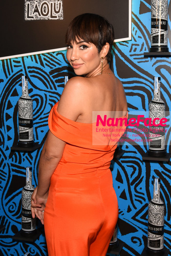 Belvedere Vodka Launches Laolu Senbanjo 2018 Limited Edition Bottle During New York Fashion Week Jackie Cruz - NameFace Photo Agency New York City - hello@nameface.com - nameface.com - Photo by Daniela Kirsch