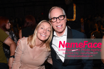 Artistix Runway Fashion Show Arrivals Ginny Hilfiger and Tommy Hilfiger - NameFace Photo Agency New York City - hello@nameface.com - nameface.com - Photo by Daniela Kirsch