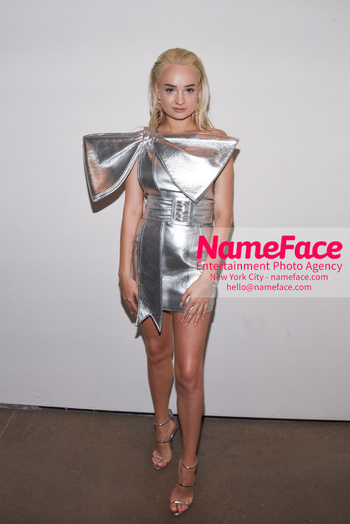Christian Cowan Runway Show NYFW Kim Petras - NameFace Photo Agency New York City - hello@nameface.com - nameface.com - Photo by Daniela Kirsch