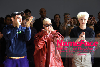 Christian Cowan Runway Show NYFW Christina Aguilera - NameFace Photo Agency New York City - hello@nameface.com - nameface.com - Photo by Daniela Kirsch