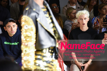 Christian Cowan Runway Show NYFW Troye Sivan - NameFace Photo Agency New York City - hello@nameface.com - nameface.com - Photo by Daniela Kirsch
