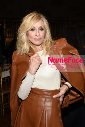 Christian Siriano Runway Show NYFW Judith Light - NameFace Photo Agency New York City - hello@nameface.com - nameface.com - Photo by Daniela Kirsch