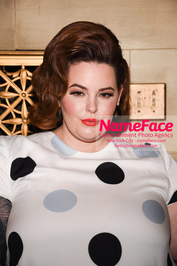 Christian Siriano Runway Show NYFW Tess Holliday - NameFace Photo Agency New York City - hello@nameface.com - nameface.com - Photo by Daniela Kirsch