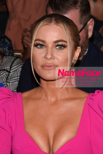 Christian Siriano Runway Show NYFW Carmen Electra - NameFace Photo Agency New York City - hello@nameface.com - nameface.com - Photo by Daniela Kirsch