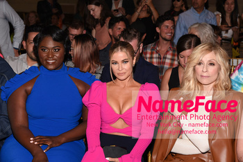 Christian Siriano Runway Show NYFW Danielle Brooks, Carmen Electra and Judith Light - NameFace Photo Agency New York City - hello@nameface.com - nameface.com - Photo by Daniela Kirsch